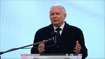 Kaczyński: przebaczenie potrzebne, ale po przyznaniu się do winy i wymierzeniu kary