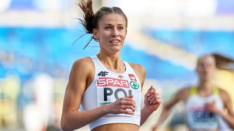 Tokio 2020: Natalia Kaczmarek awansowała do półfinału biegu na 400 m