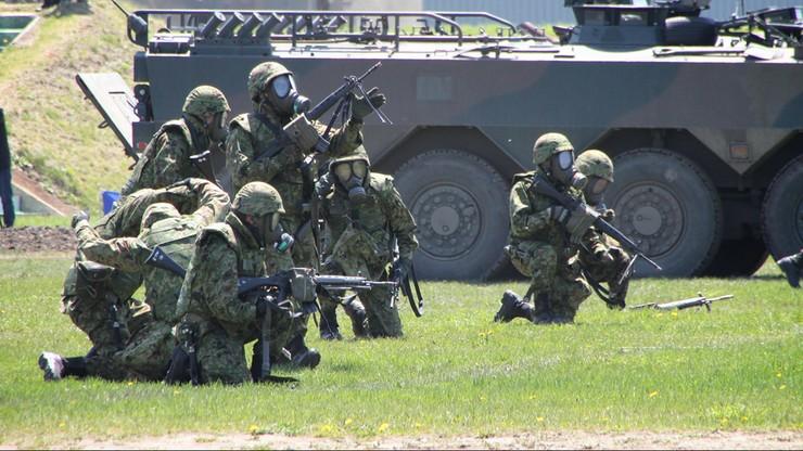 Wojsko w Japonii postawione w stan gotowości. Z powodu rakiety Korei Płn.