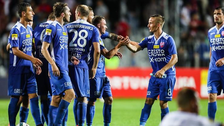 Fortuna 1 Liga: Chrobry Głogów – Raków Częstochowa. Transmisja w Polsacie Sport