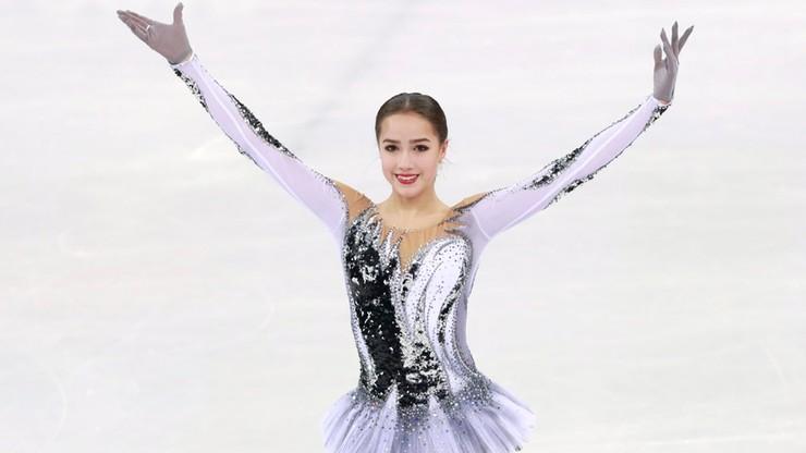 Pjongczang 2018: 15-letnia rosyjska łyżwiarka figurowa liderką po programie krótkim
