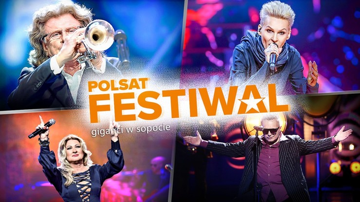 Polsat Festiwal: Giganci w Sopocie. W sobotę od 20:00