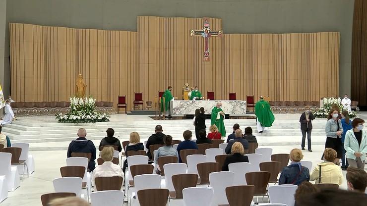 Msza święta online. Niedziela, 20 czerwca