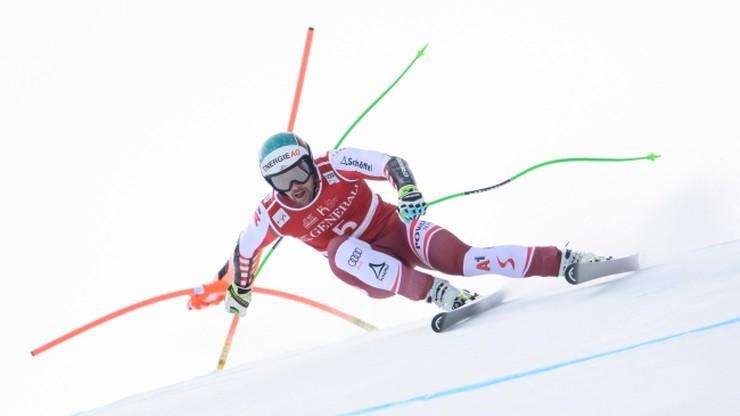 Alpejski PŚ: Vincent Kriechmayr wygrał supergigant w Kitzbuehel
