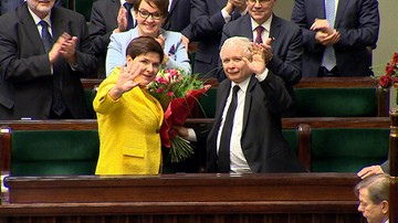 """""""Jest stekiem kłamstw i oszczerstw"""". Sejm odrzucił wniosek PO o wotum nieufności wobec rządu"""