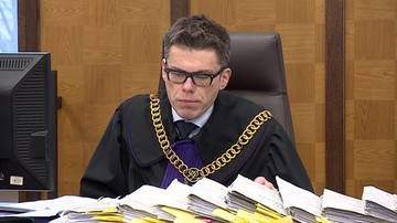 Sędzia Tuleya, który nakazał wznowić umorzone śledztwo ws. obrad w Sali Kolumnowej, ma się tłumaczyć ze swojej decyzji