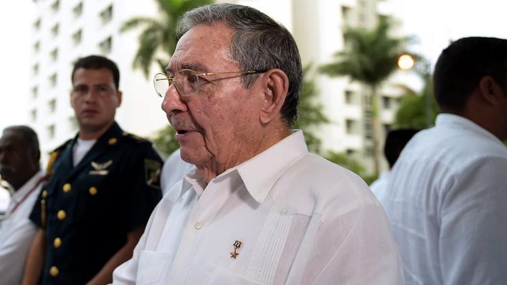 Raul Castro prosi Putina o zwiększenie dostaw ropy