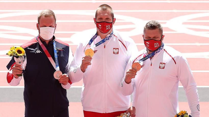 Tokio 2020: Rozbrzmiał Mazurek Dąbrowskiego! Polacy odebrali medale