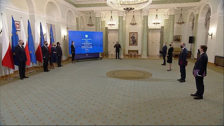 Prezydent powołał nowych członków Rady Dialogu Społecznego