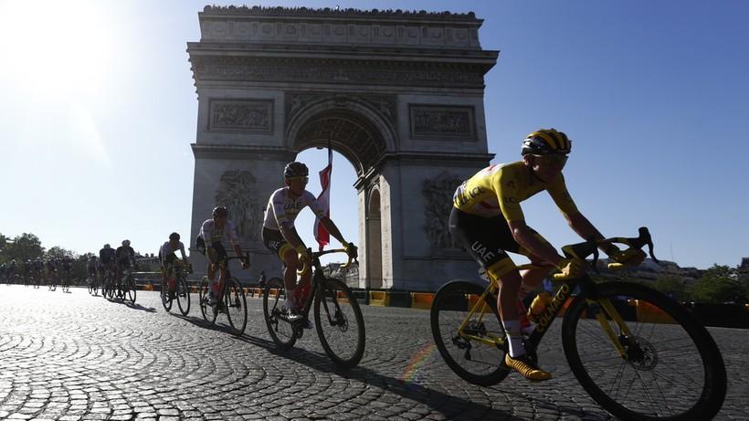 Tour de France: Drugie zwycięstwo Tadeja Pogacara