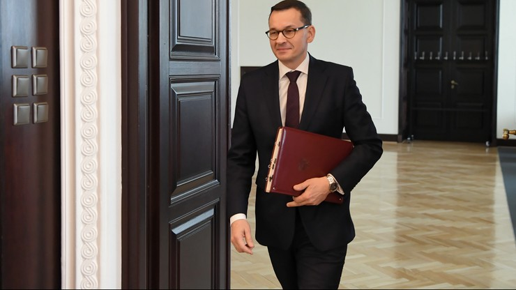 """""""Normalizacja stosunków z Rosją bez wzajemności z jej strony nie ma sensu"""". Morawiecki w """"Die Welt"""""""