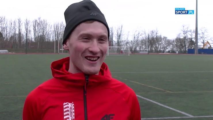 Marcin Bachanek: W Pekinie mogę nawet zapłacić frycowe