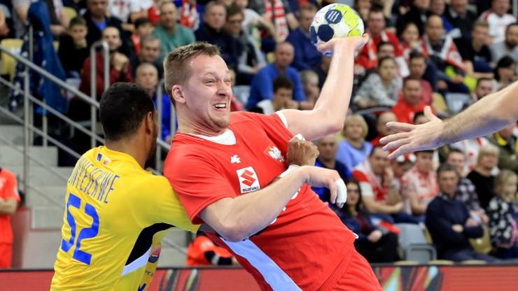 Turniej piłkarzy ręcznych w Hiszpanii: Zmiany w reprezentacji Polski