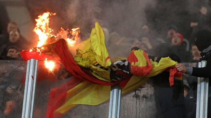 Akt wandalizmu na stadionie Jagiellonii