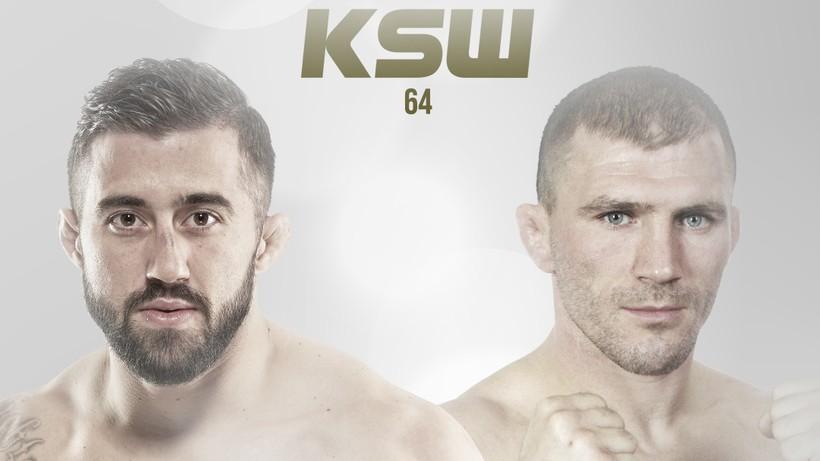 KSW 64: Daniel Rutkowski poznał rywala. Czeka go starcie z Filipem Pejiciem