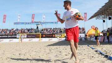 Beach soccer: Biało-Czerwoni ruszają do walki o mundial!