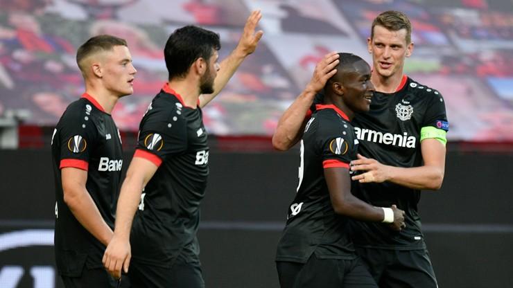 Dopełnienie formalności! Bayer Leverkusen w ćwierćfinale Ligi Europy