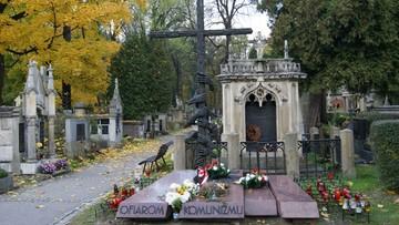 Zakończyła się ekshumacja niezidentyfikowanych szczątków na Cmentarzu Rakowickim
