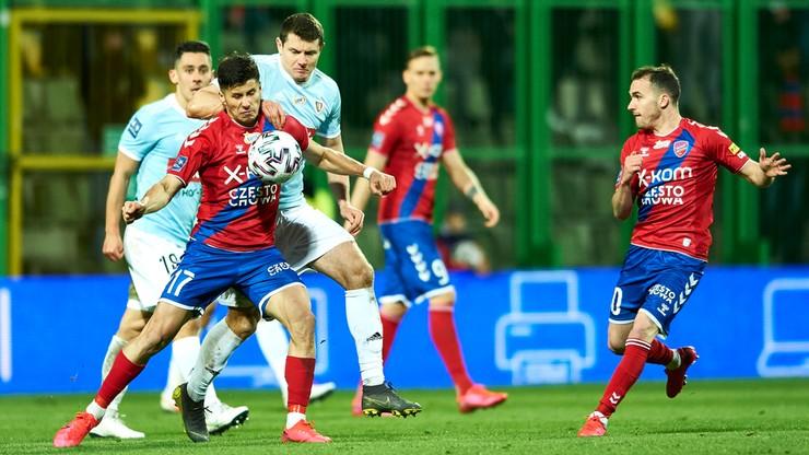 PKO Ekstraklasa: Beniaminek wygrał z mistrzem Polski