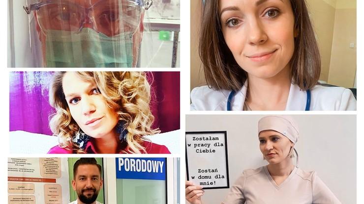 Bez paniki i sensacji. Tych lekarzy warto obserwować na Instagramie