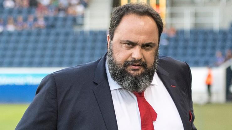 Właściciel Olympiakosu i Nottingham Forest zarażony koronawirusem