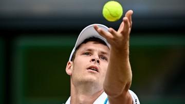 Wimbledon: Hurkacz coraz bliżej czołowej dziesiątki rankingu ATP