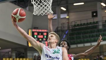 Liga VTB koszykarzy: Stelmet rozpocznie sezon meczem z Zenitem