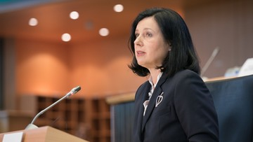 Wiceszefowa KE przyjedzie do Polski. Jest przeciwniczką ustawy dyscyplinującej sędziów