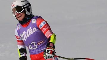Alpejski PŚ: Świetny występ Maryny Gąsienicy-Daniel Kranjskiej Gorze!