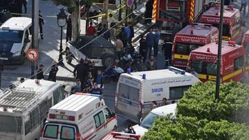 """Tunezja: zamach w Tunisie był """"odosobnionym"""" aktem; rannych 20 osób"""