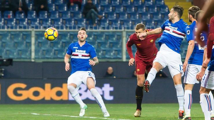 Serie A: Remis Romy rzutem na taśmę. Grali Linetty i Bereszyński