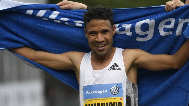 Znany maratończyk zawieszony za doping