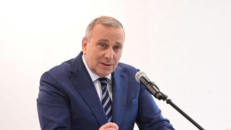 Schetyna: gdy zmieni się rząd, Polska wróci na swoje miejsce w NATO i UE