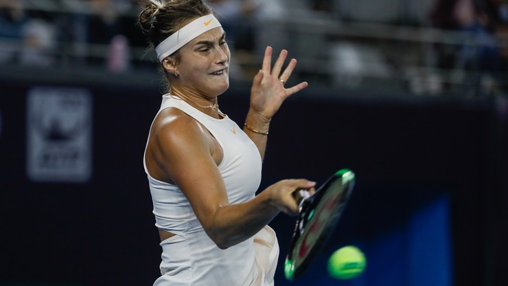 WTA w Shenzhen: Trzeci tytuł Sabalenki