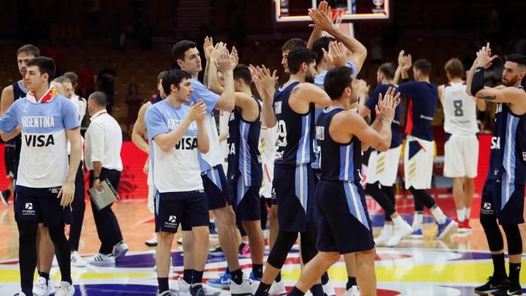 MŚ koszykarzy: Zwycięstwo Argentyny! Awans Polaków do ćwierćfinału już pewny