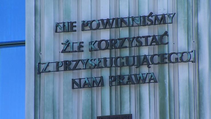 """""""To znakomity fachowiec"""". Resort sprawiedliwości o kandydaturze Manowskiej na stanowisko I prezes SN"""