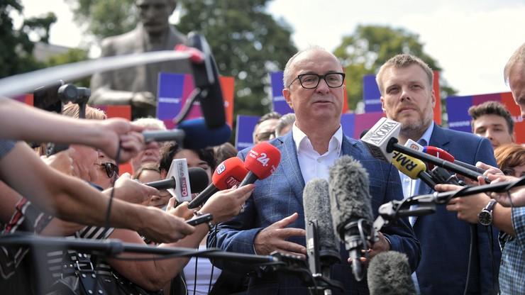 Sojusz Lewicy Demokratycznej zmienił skrót z SLD na Lewica