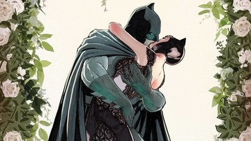 Fani komiksów wściekli na pierwszy w historii ślub Batmana
