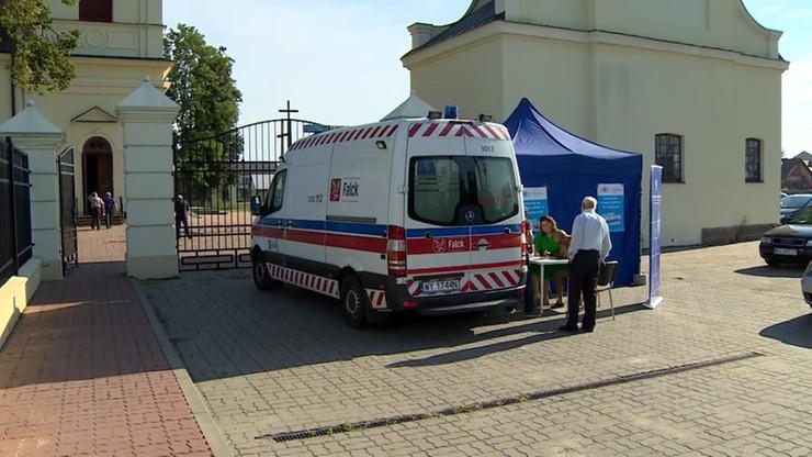 Szczepienia w niedzielę przy parafiach. Akcja w całej Polsce