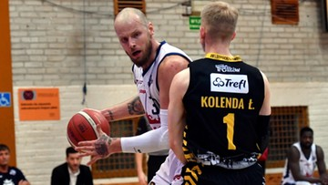 EBL: Trefl Sopot wygrał w Szczecinie z Kingiem. Zacięta końcówka meczu