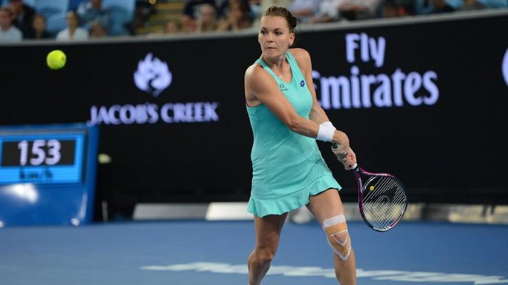 WTA w Dausze: Radwańska w drugiej rundzie po zaciętym meczu