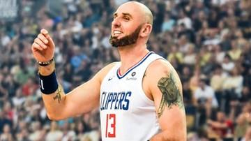Gortat: Byłbym hipokrytą, gdybym powiedział, że nie zostawiłem nic po sobie w NBA