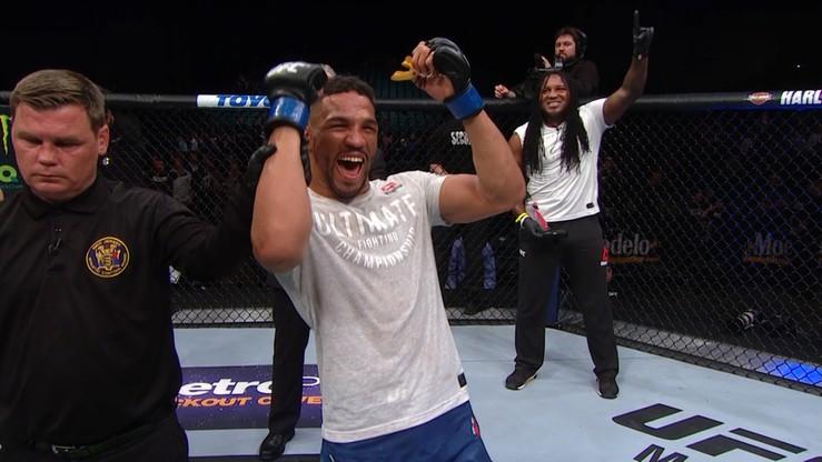 UFC: Lee rozbił Barbozę! Udany powrót Edgara