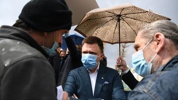 """Budowa klubu parlamentarnego priorytetem Polski 2050? """"Zgłaszają się osoby z innych klubów"""""""