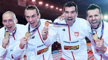 Kim są biegacze złotej sztafety?