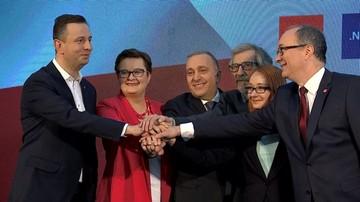 Koalicja Europejska złożyła w PKW dokumenty rejestrujące komitet wyborczy