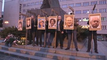 Zdjęcia europosłów na szubienicach. Śledztwo zostało umorzone