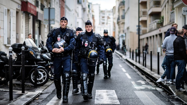 Duża operacja antyterrorystyczna we Francji. Aresztowano trzy osoby
