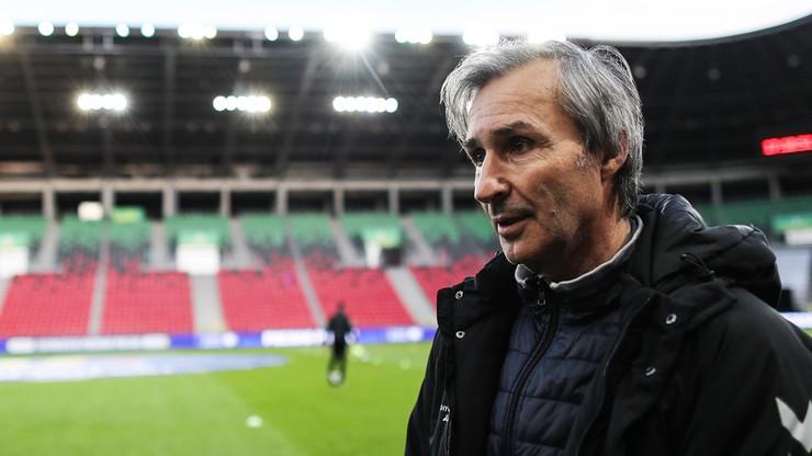 Fortuna 1 Liga: Komornicki nie jest już trenerem GKS Tychy