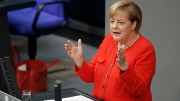 """Merkel zapowiada dyskusję w UE o """"zawieszeniu, a nawet zakończeniu"""" negocjacji z Turcją"""